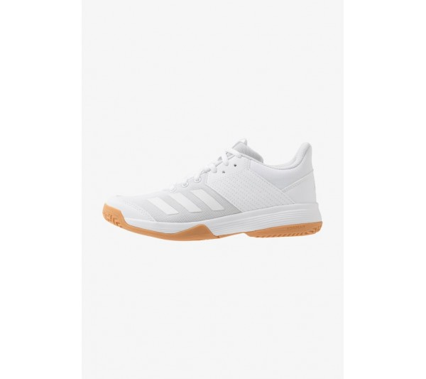 adidas Performance LIGRA 6 SHOES - Volleyball shoes - footwear white/white