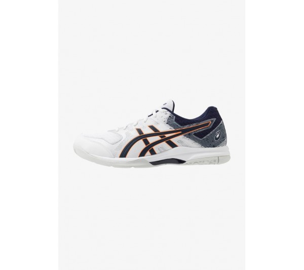 ASICS GEL-ROCKET 9 - Volleyball shoes - white/peacoat/white