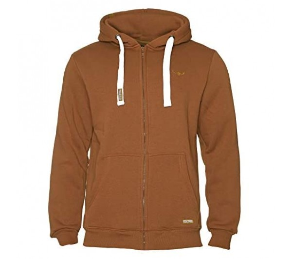 ROCK-IT Apparel® premium men's hooded jacket [Sizes S-5XL] - Comfortable long-sleeved zipper hoodie - Perfect for fall & winter - Hood with drawstring