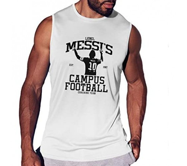 Messis Campus Football Coaching Team Men's Smooth Training Vest