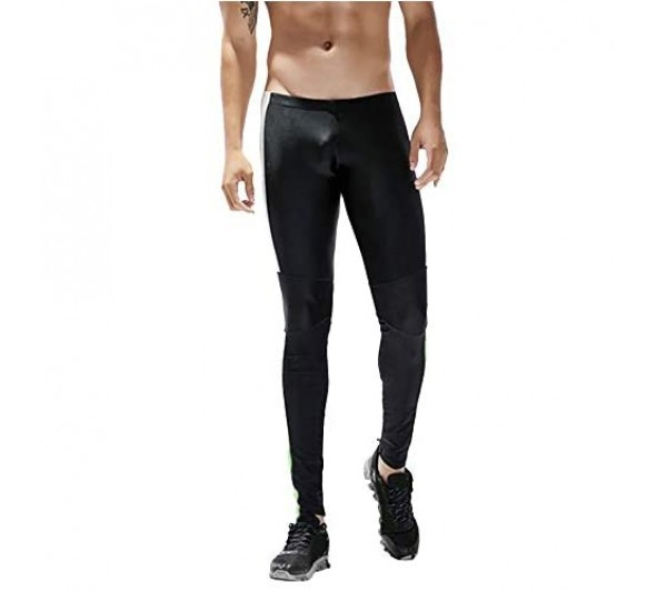 Men's Leggings Compression Joggers Running Tight Base Layer Sports Fitness Special Style Long Pants Quick Dry Atheletic Gym Clothes