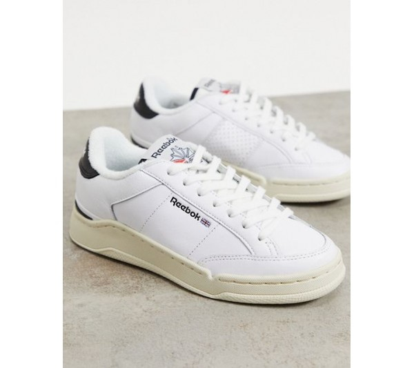 Reebok AD Court trainers in white