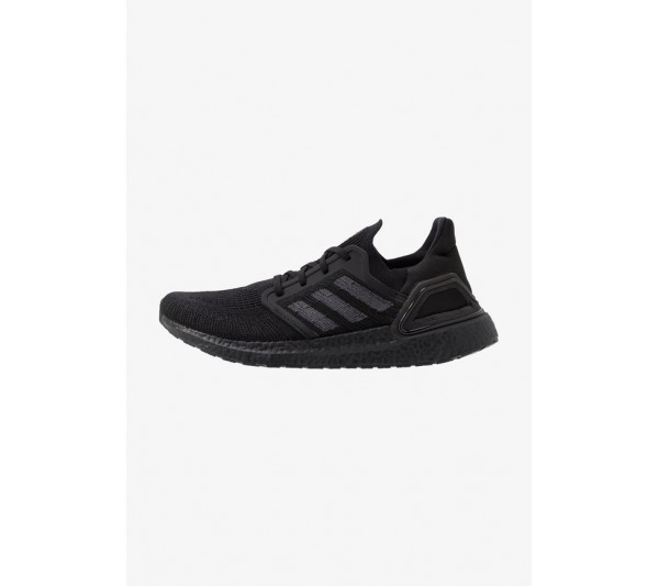adidas Performance ULTRABOOST 20 PRIMEKNIT RUNNING SHOES - Neutral running shoes - core black/solar red/black